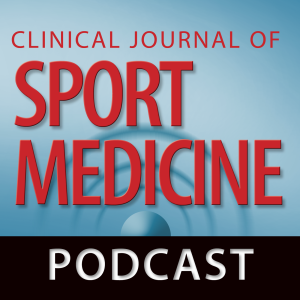 CJSM Podcast 6:  Sports Ultrasound