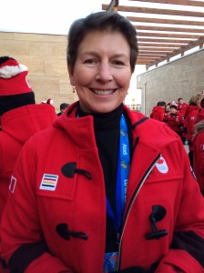 opening ceremonies connie lebrun