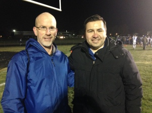 game coverage with joe garza