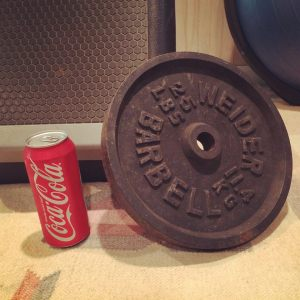 coke workout
