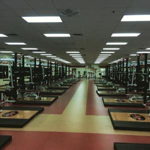s grand prairie hs weight room