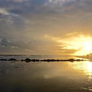 kit sunset